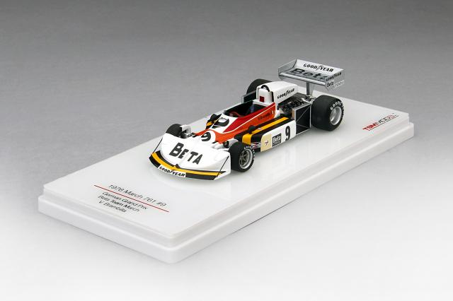 TSM 1/43 マーチ 761 #9 ベータ チームマーチ 1976 ドイツGP ヴィットリオ・ブランビラ