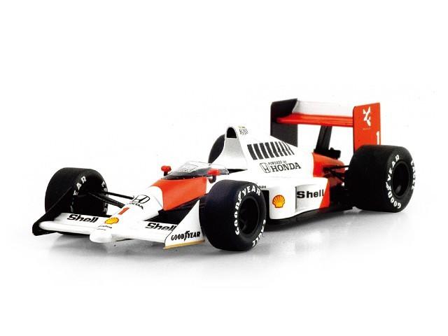 TSM 1/43 マクラーレン MP4/5 #1 マクラーレンホンダ 1989 ドイツGP 優勝車 A・セナ