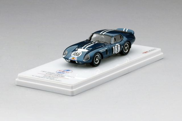 TSM 1/43 シェルビー・デイトナクーペ CSX2299 #188 1964 ツールド・フランス
