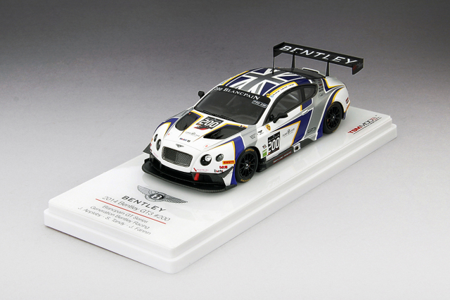 TSM 1/43 ベントレーGT3 ジェネレーション ベントレー レーシング 2014 イギリスGP