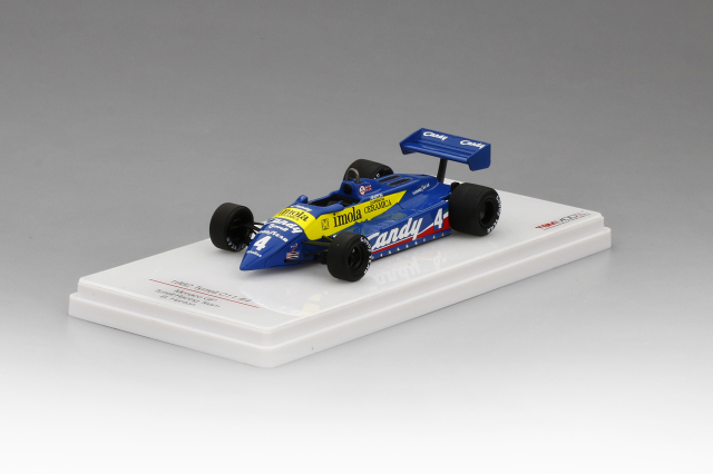 TSM MODEL 1/43 ティレル 011 #4 ティレルレーシングチーム 1982 モナコGP