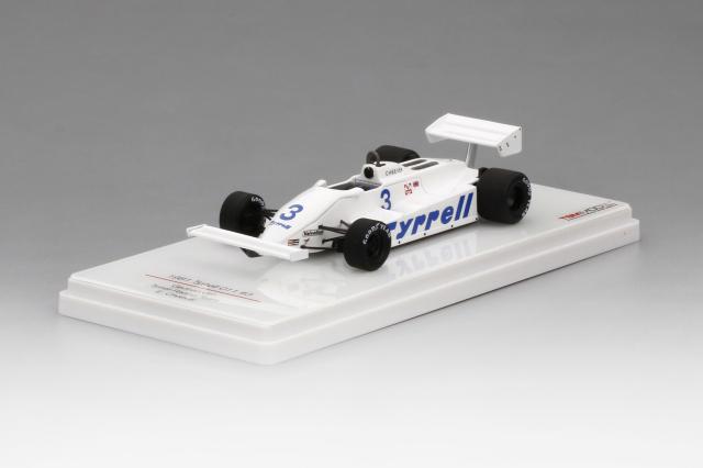 TSM MODEL 1/43 ティレル 011 #3 ティレルレーシングチーム 1981 ドイツGP