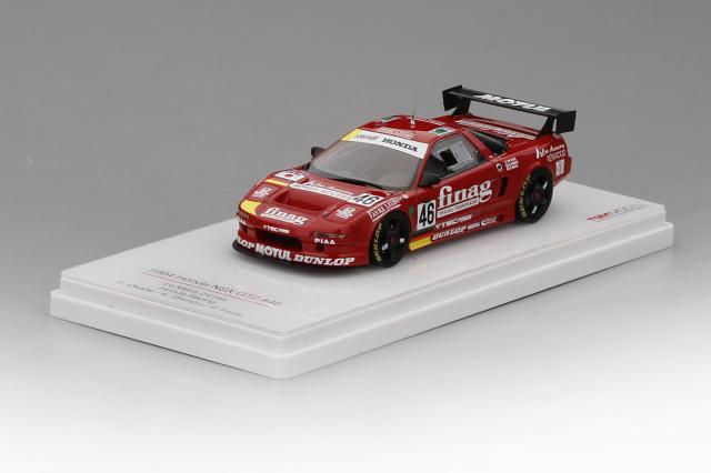 TSM MODEL 1/43 Honda NSX GT2 #46 ル・マン24h 1994 Honda Racing  (finag/Motul)