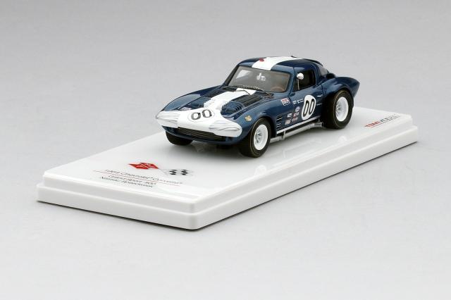 TSM MODEL 1/43 シボレー コルベット グランド スポーツ #00 1964  Nassau Speedweek