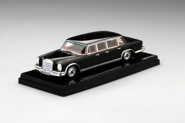 TSM MODEL 1/43 メルセデス 600 プルマン 6ドア 1964 ブラック