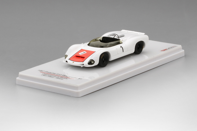 TSM MODEL 1/43 ポルシェ 910 ベルグスパイダー #1 オロン - ヴィラール ヒルクライム世界選手権 優勝車 1967
