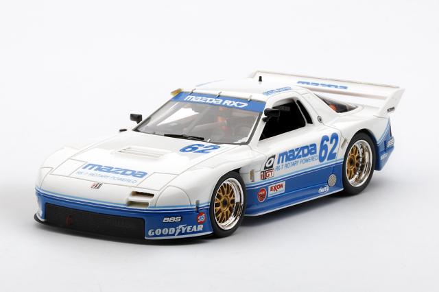 TSM MODEL 1/43 マツダ RX-7 GTO IMSA #62 2015 マツダスピードVer.