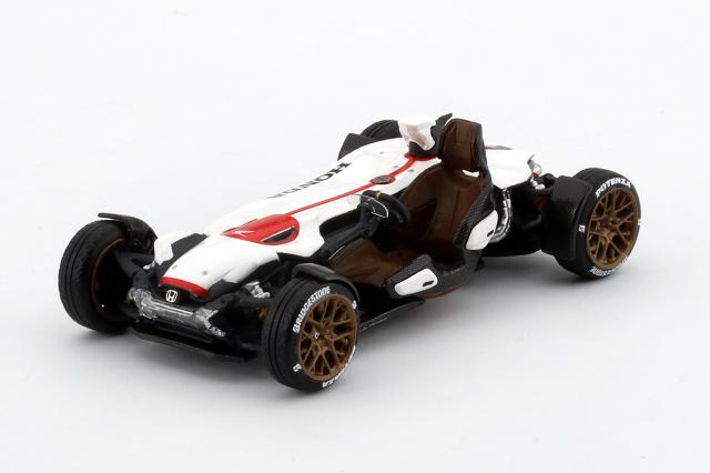 TSM MODEL 1/43 Honda Project 2&4 powered by RC213V