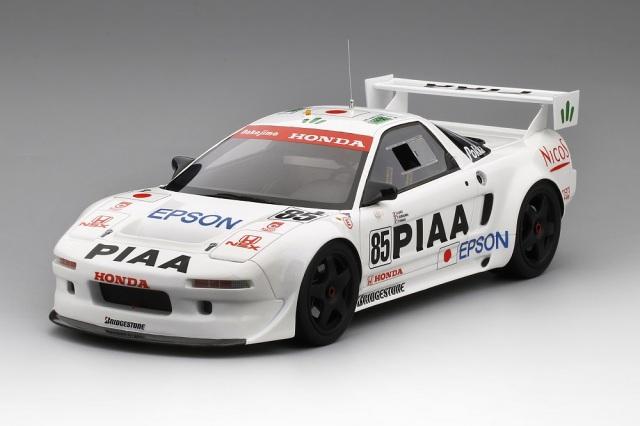 TSM MODEL 1/18 Honda NSX GT2 #85 ル・マン24時間 1995 ナカジマ・レーシング