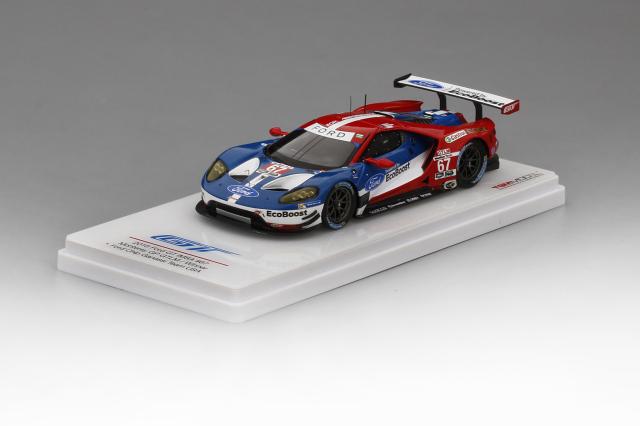 TSM MODEL 1/43 フォード GT IMSA #67 2016 モントレーGP GTLM 優勝 フォード チップ・ガナッシ・レーシング USA