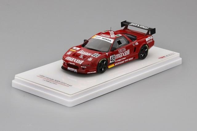 TSM MODEL 1/43 Honda NSX GT2 #48 ル・マン24時間 1994