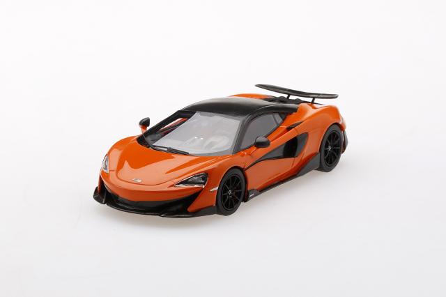 TSM MODEL 1/43 マクラーレン 600LT オレンジ