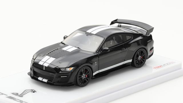 TSM MODEL 1/43 フォード マスタング シェルビー GT500 シャドウ ブラック
