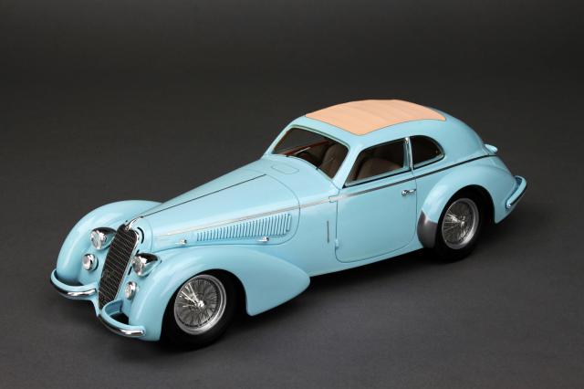 Collection d'Elegance 1/18 アルファロメオ 1938 8C 2900B ルンゴ カロッツェリアツーリング スーパーレッジェーラ
