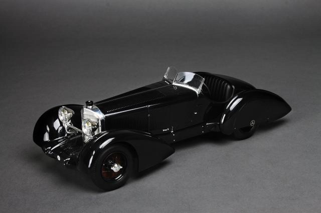 Collection d'Elegance 1/18 メルセデスベンツ SSK1930 カウント・トロッシ