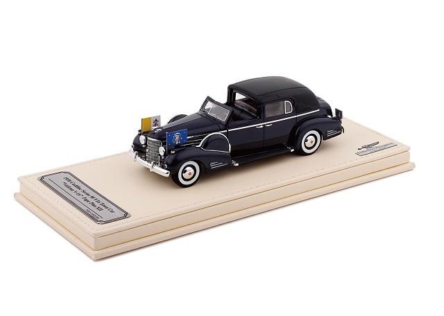 Collection d'Elegance 1/43 キャデラック 1938 シリーズ90 V16 タウンカー ピウス12世