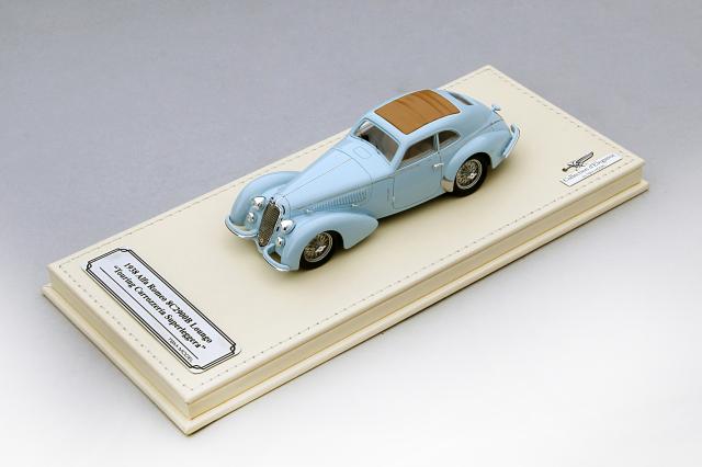 Collection d'Elegance 1/43 アルファロメオ 1938 8C 2900B ルンゴ カロッツェリアツーリング スーパー