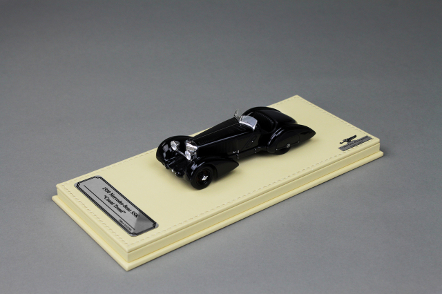 Collection d'Elegance 1/43 メルセデスベンツ SSK1930 カウント・トロッシ