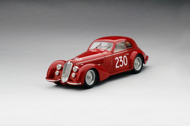 Collection d'Elegance 1/18 アルファロメオ 8C 2900B #230 1947 ミッレミリア 優勝車