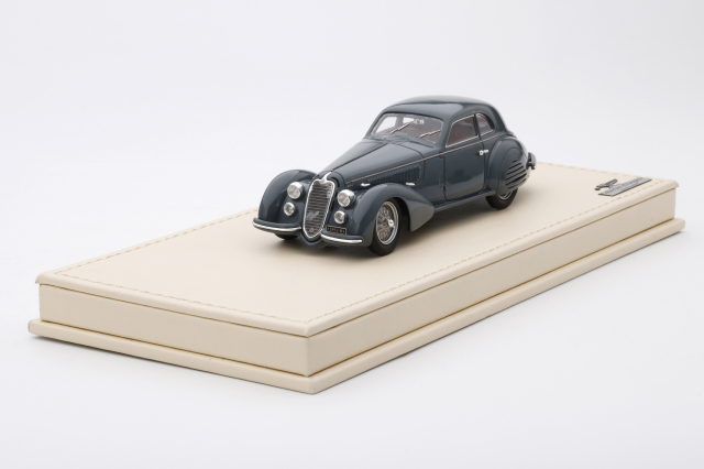 Collection d'Elegance 1/43 アルファロメオ 8C2900B 1947 Lungo Grey