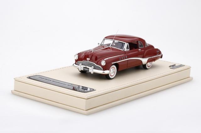 Collection d'Elegance 1/43 ビュイック ロードマスター リベラ 1949 レッド