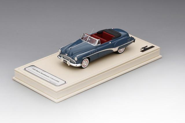 Collection d'Elegance1/43 ビュイック ロードマスター コンバーチブル 1949 マリナーブルー
