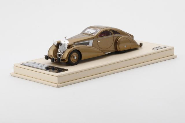 Collection d'Elegance  1/43 ロールスロイス ファントム1 1925 ヨンケーレクーペ Raja Nanpara