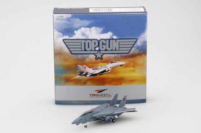 TSM WINGS 1/200 ノースロップ グラマン F-14A VF-1 #114 Top Gun マーベリック&グース