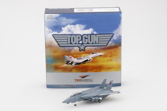 TSM WINGS 1/200 ノースロップ グラマン F-14A VF-1 #203 Top Gun クーガー&マリーン