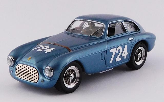 ART MODEL 1/43 フェラーリ 195 S ベルリネッタ ミッレミリア 1950 #724 Marzotto/Crosara シャーシNo.0026 優勝車