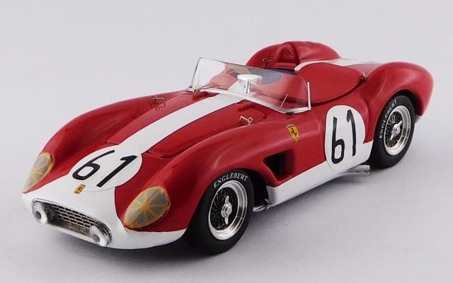 ART MODEL 1/43 フェラーリ 500 TR ル・マン24時間 1957 #61 Köchert/Bauer
