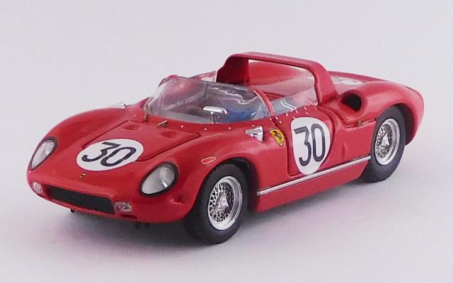 ART MODEL 1/43 フェラーリ 250 P セブリング12時間 1963 #30 Surtees / Scarfiotti  シャーシNo.0810 優勝車