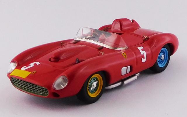 ART MODEL  1/43 フェラーリ 335 S ニュルブルクリンク1000km 1957 #5 Collins/Gendebien シャーシNo.0700