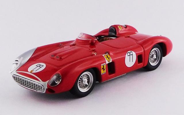 ART MODEL 1/43 フェラーリ 860 モンツァ ブリッジハンプトン 1958 #99 B.Grossman シャーシNo.0602 RR:2nd