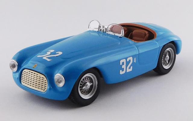 ART MODEL 1/43 フェラーリ 212 EXPORT SCCAぺブルビーチ 1952 #32 A. Stubbs シャーシNo.0078 2位/クラス4 優勝車