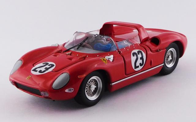 ART408 1/43 フェラーリ 275 P セブリング12時間 1964 #23 Scarfiotti/Vaccarella