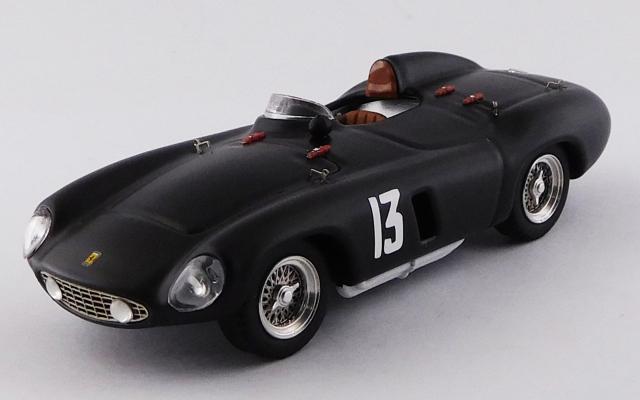 ART MODEL 1/43 フェラーリ 750 モンツァ バハマオートモービルカップ ナッソー 1954 #13 A. de Portago シャーシNo.0428 優勝車