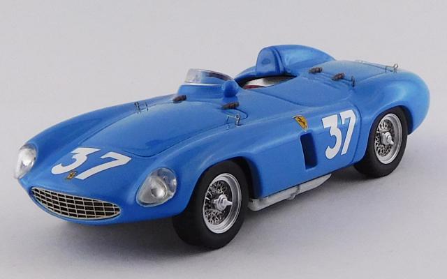 ART MODEL 1/43 フェラーリ 750 モンツァ ダカールGP 1955 #37 Louis Rosier シャーシNo.0520