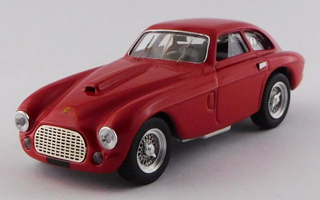 ART MODEL 1/43 フェラーリ 195 S ツーリング ベルリネッタ 1950 レッド シャーシNo.0060