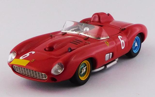 ART MODEL  1/43 フェラーリ 315 S ニュルブルクリンク1000km 1957 #6 Hawthorn/Trintignant シャーシNo.0656