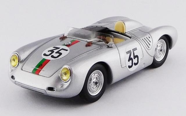 BEST MODEL 1/43 ポルシェ 550 RS ル・マン24時間 1959 # 35 Kerguen/Lacaze
