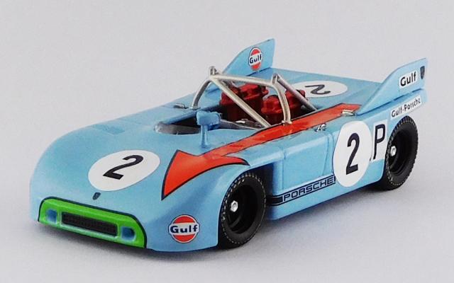 BEST MODEL 1/43 ポルシェ 908-03 ニュルブルクリンク 1000km 1971 #2 Siffert/Bell