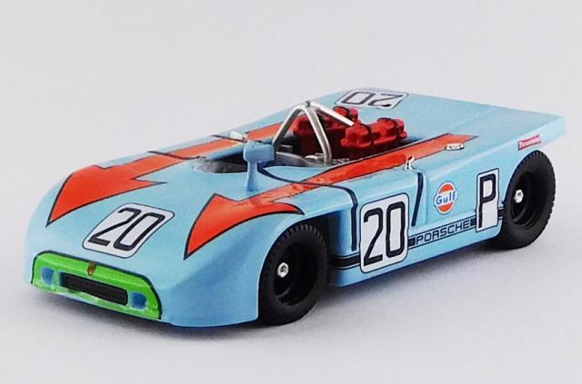 BEST MODEL 1/43 ポルシェ 908/03 ニュルブルクリンク 1000km 1970 #20 Siffert/Redman