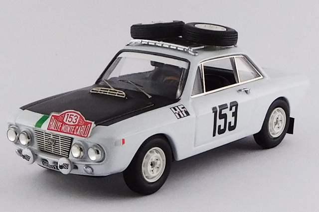 BEST MODEL 1/43 ランチア フルビア クーペ 1.3 HF モンテカルロ ラリー 1967 #153 Miracolo/Morazzoni
