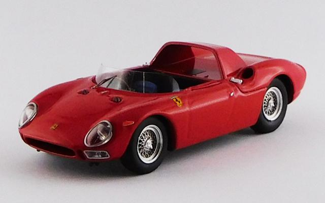 BEST MODEL 1/43 フェラーリ 250 LM スパイダー プローバ 1965