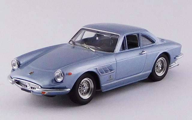 BEST MODEL 1/43 フェラーリ 330 GTC 1966 メタリック ライトブルー