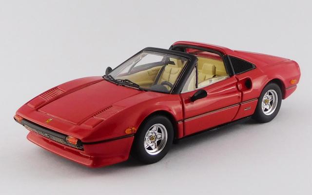 BEST MODEL 1/43 フェラーリ 308 GTS 1979 「私立探偵マグナム」第一シリーズ 劇中車