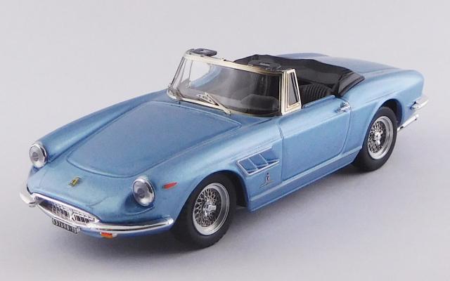 BEST MODEL 1/43 フェラーリ 330 GTS 1967 ライトブルーメタリック