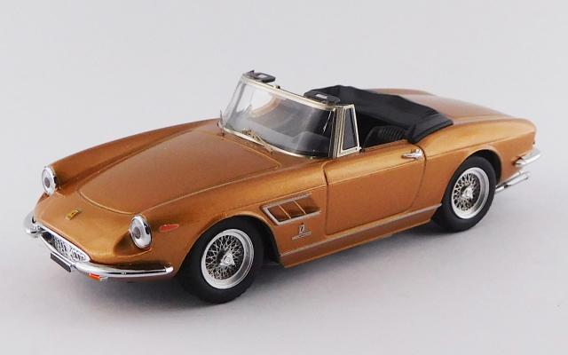 BEST MODEL 1/43 フェラーリ 330 GTS 1967 ノッチョーラメタリック