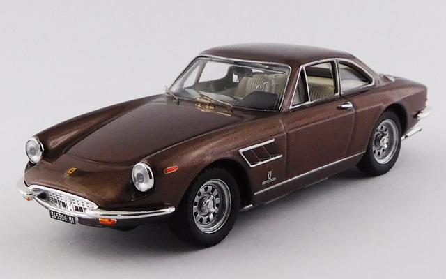 BEST MODEL 1/43 フェラーリ 330 GTC 1969 ブラウン